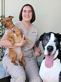 Kortney - Community Veterinary Clinic