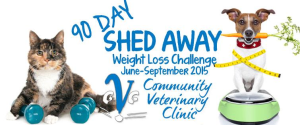 90 Day Weight Loss Challenge - Community Veterinary Clinic - Turlock, CA