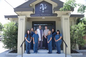 Community Veterinary Clinic CA-76