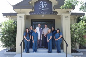 Community Veterinary Clinic CA-77